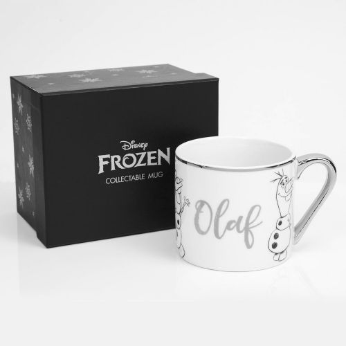Disney Frozen Olaf Bone China Collectable Mug in Gift Box - OLAF